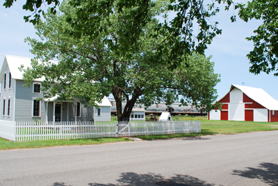 Wilke Farmstead
