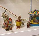 Antique Circus Toys